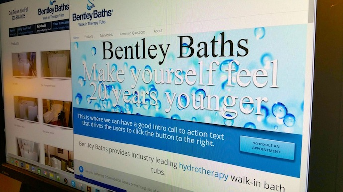 Bentley Bath Project