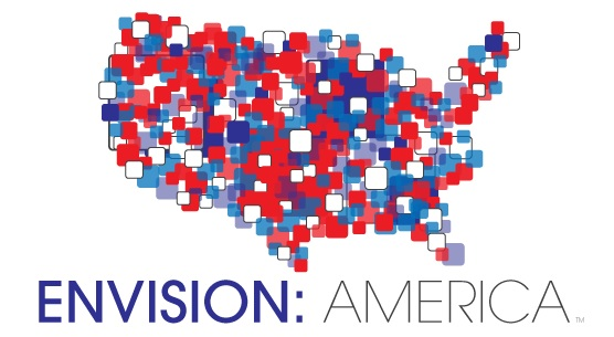 Envision America, Non-Profit, Smart Cities, Marketing, Advertising, Branding