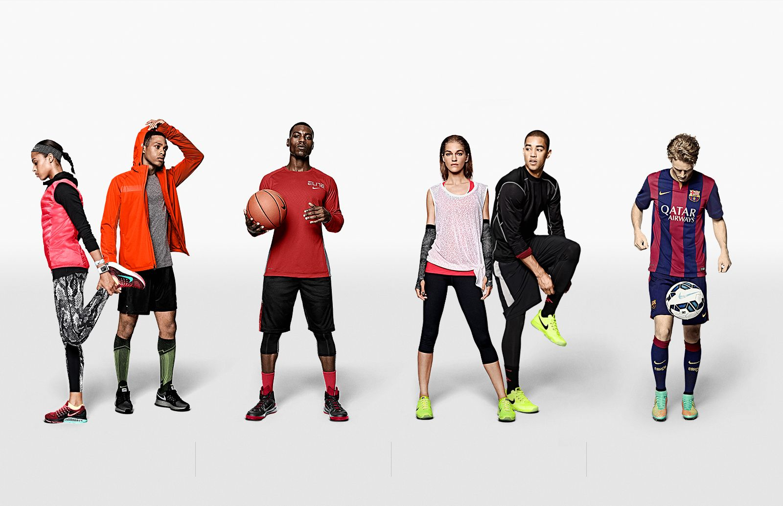 target market of nike Nike's marketing strategy rested entirely upon a brand image which is favourable and has evolved into a great multinational enterprise over time.
