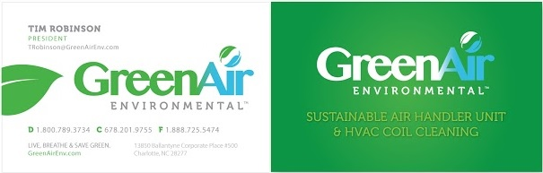 Green Air Environmental, Marketing, Branding, Green, Eco-Friendly