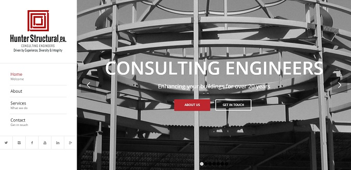 Design, Structural Engineering, Marketing, Branding, Advertising, Hunter Structural, Consulting, Construction Services