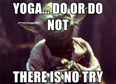Marketing, Branding, Advertising, Yoga, Corporate Culture, Health, Wellness, Yoda, Star Wars, Yogi
