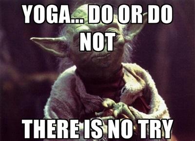 Marketing, Branding, Advertising, Yoga, Corporate Culture, Health, Wellness, Yoda, Star Wars, Yogi