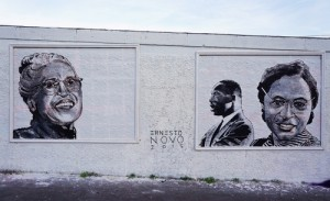 Rosa Parks, Black History Month, BHM, February, Civil Rights Movement, Throwback Thursday, Birthday