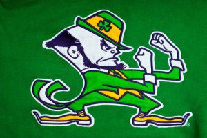 Irish, Ireland, Luck of the Irish, St. Patrick's Day, Marketing, Branding, Consulting, March Madness, NCAA, Football