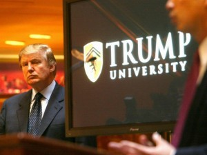 Small Business Week, Donald Trump, university, marketing, branding, Culture of Personality
