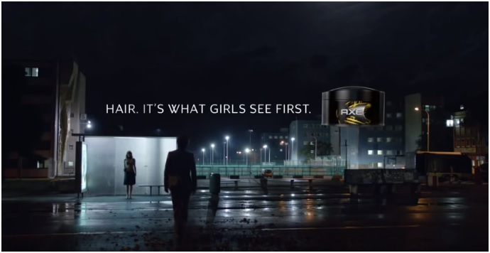 Advertisements, Sexism, Branding, Axe, Body Fragrance