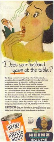 Advertisements, Sexism, Branding, Heinz