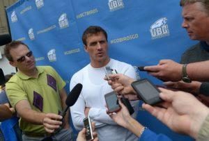 Ryan Lochte Fielding Questions