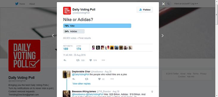 Twittter-Poll-Nike-v-Adidas