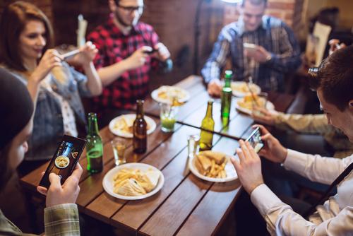 Millennial Dinner Party