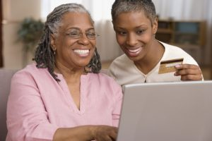Mother-and-Daughter-Shopping-Online