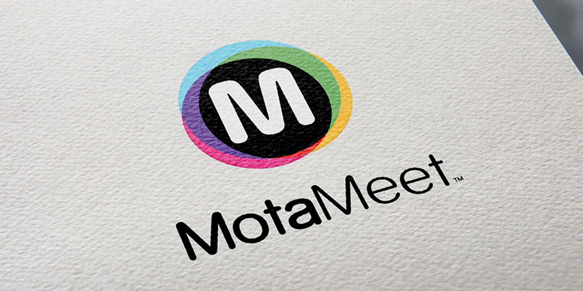 TalenAlexander Portfolio MotaMeet Brand