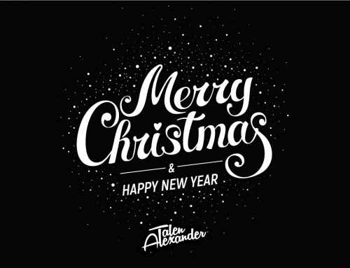 Happy Holidays from your TalenAlexander Team!
