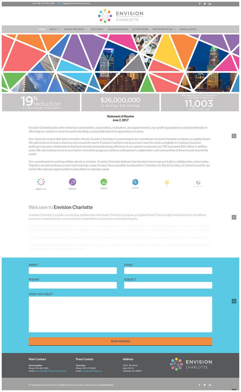 envision-website