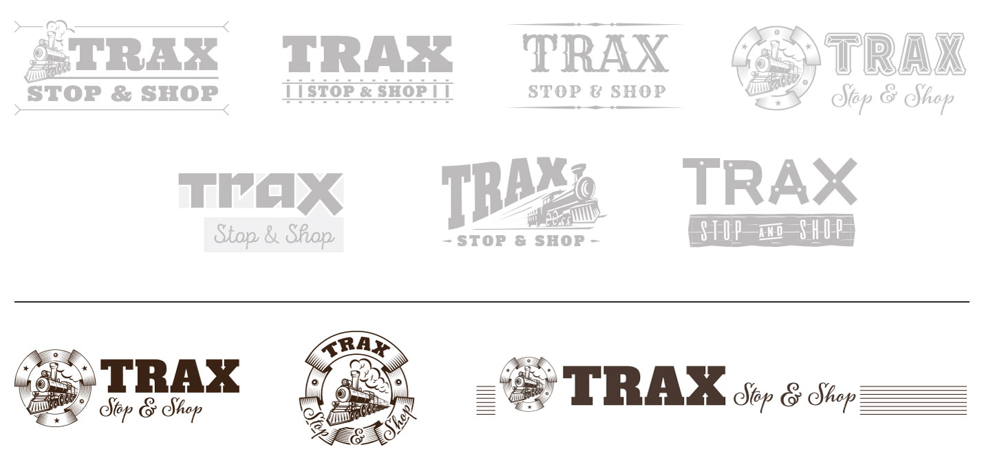 TRAX-logo-making-steps