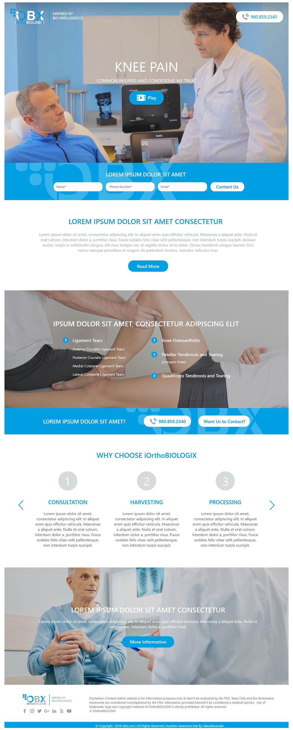 iOBX-Website