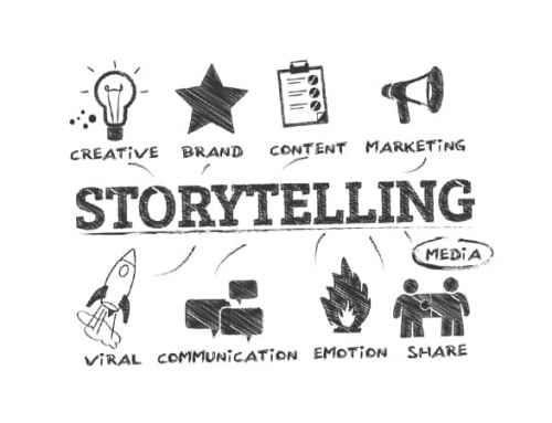 How to Become a Compelling Business Storyteller